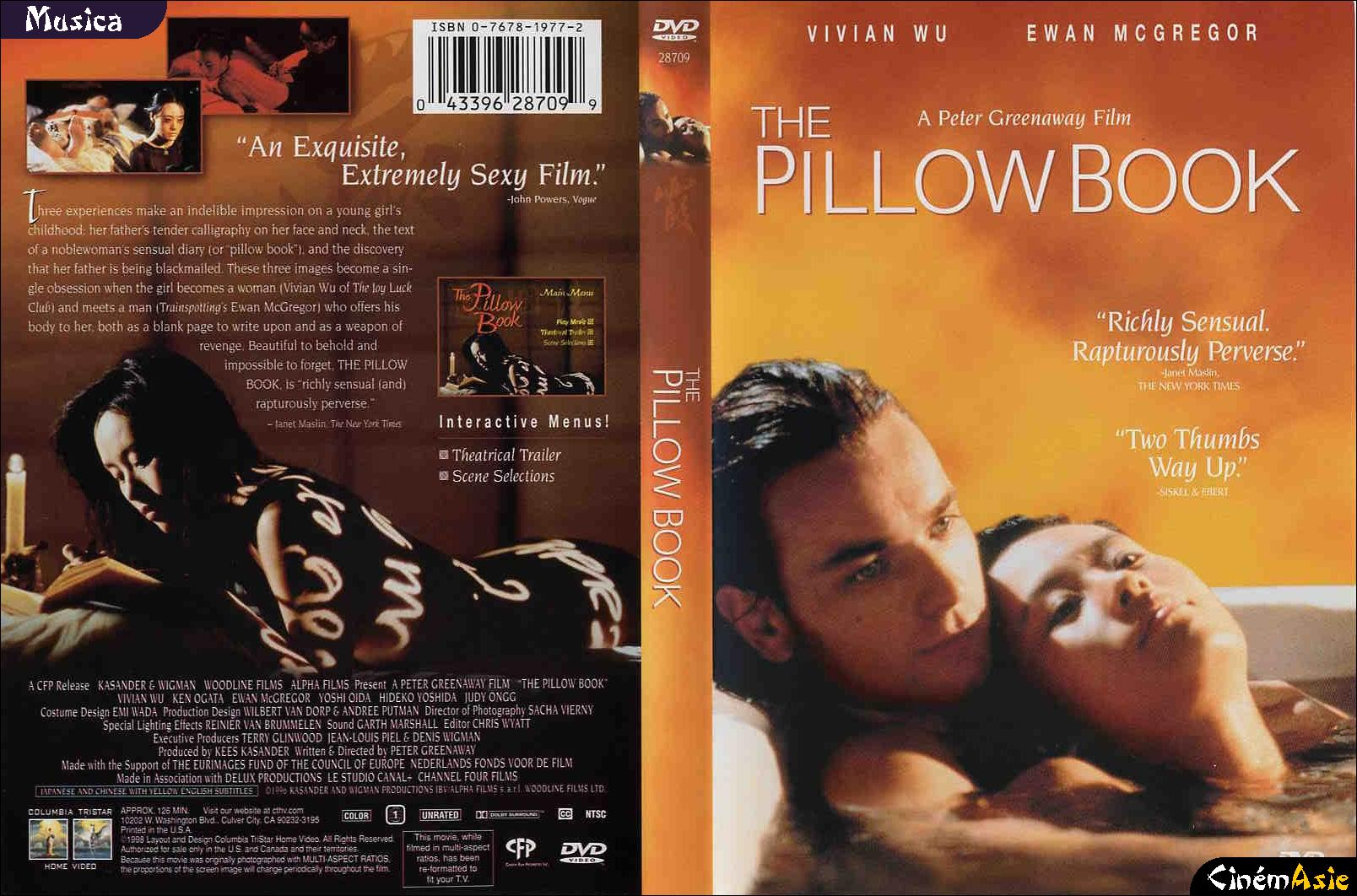 pillow book movie review