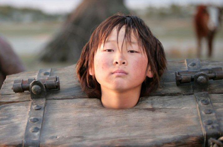 Le petit Temüjin (Odsuren Odnyam)