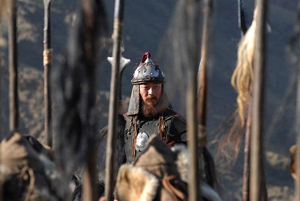 Gengis Khan...l'Empereur de l'Univers.